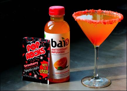 Poprocks Cocktail